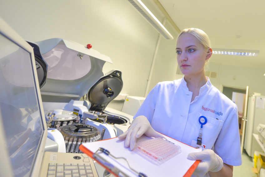 Doonorivere uuringud_veregruppide labor