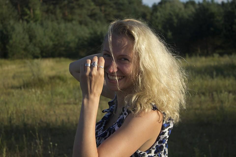 Margit Rammus tytar2