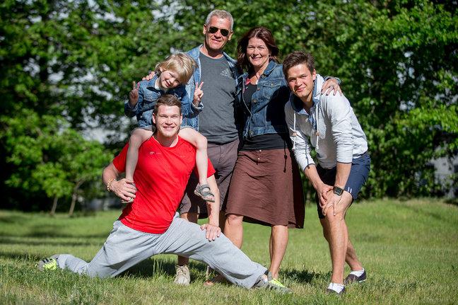 Perekond Sillamaa Postimehes