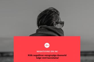 Negatiivne on IN! (5)