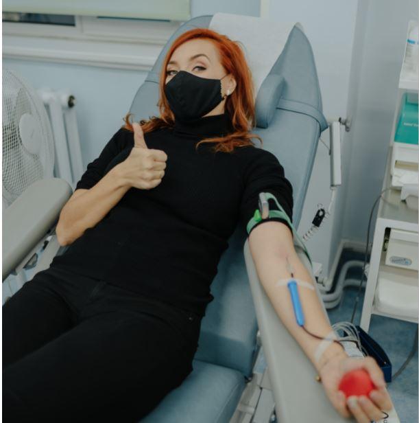 tanja verd loovutamas